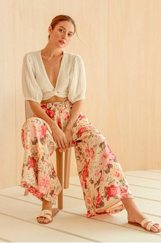 Picture of Diev Pants (Floral)