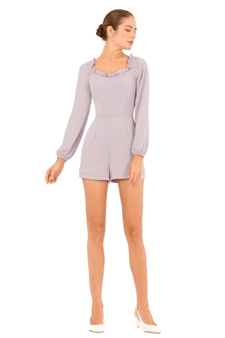 Picture of Damizoey Romper (Mauve)