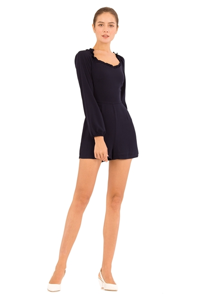 Picture of Damizoey Romper (Navy)
