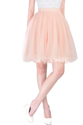 Picture of Dherlyn Skirt (Peach)