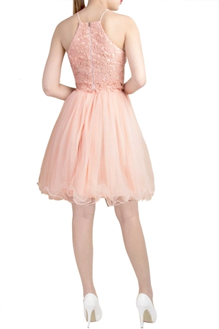 Show details for Dherlyn Skirt (Peach)