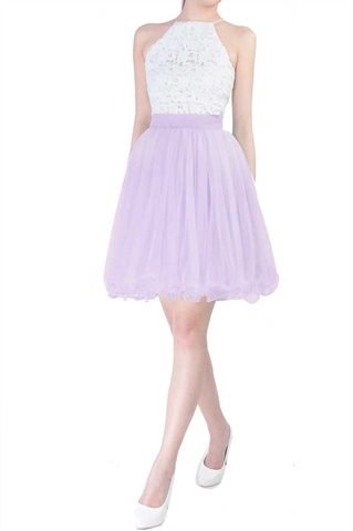Show details for Dherlyn Skirt (Lilac)
