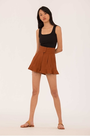 Show details for Derlivix Pants (Brown)