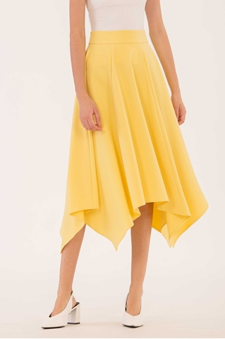 Show details for Dihorio Skirt (Yellow)