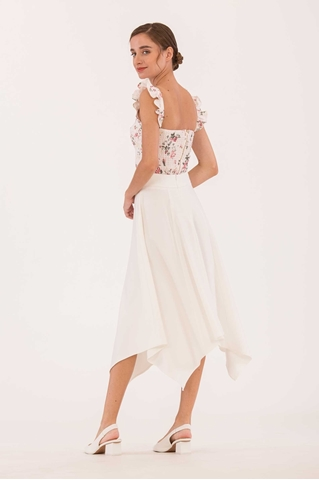 Show details for Dihorio Skirt (White)