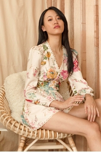 Picture of Doviniariy Romper (Floral)