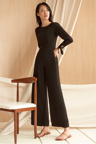 Show details for Doftaxic Jumpsuit (Black)