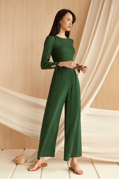 Picture of Doftaxic Jumpsuit (Dark Green)