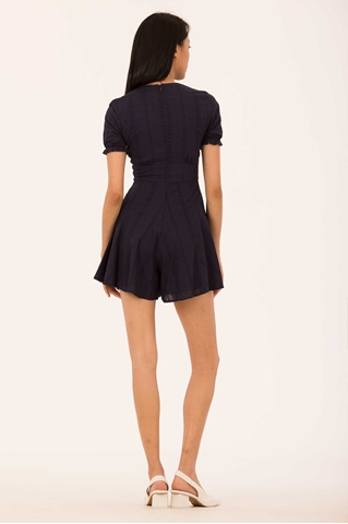 Show details for Domizera Romper (Navy)