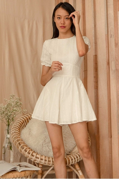 Picture of Domizera Romper (White)