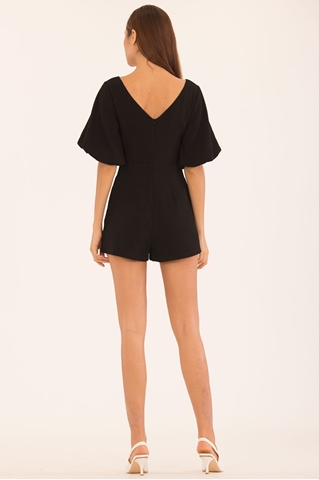 Show details for Dimitek Romper (Black)