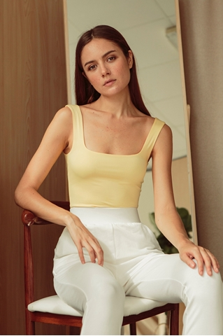 Picture of Doweric Bodysuit (Yellow)