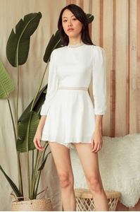 Picture of Daruty Romper (White)