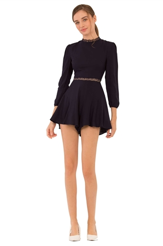 Picture of Daruty Romper (Navy)