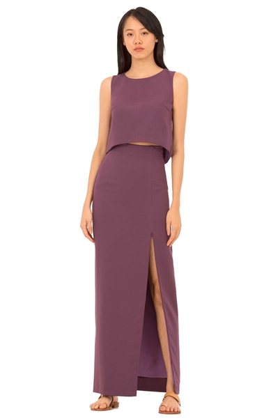 Picture of Dafer Skirt (Purple)