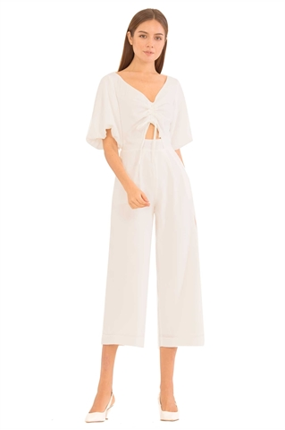 Picture of Danixey Jumpsuit (White)