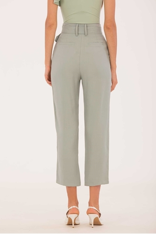 Show details for Damiterla Pants (Pale Green)