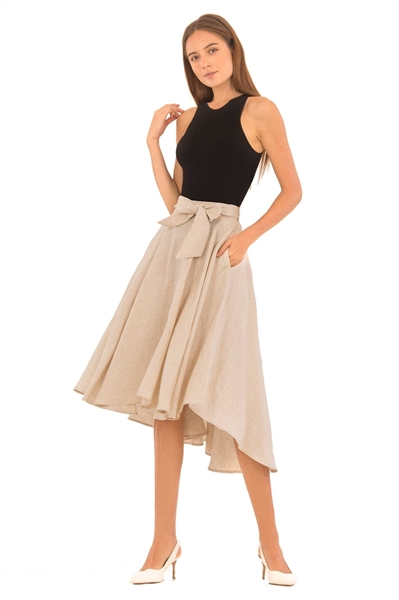 Picture of Ducerjis Skirt (Linen)