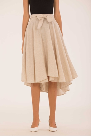Show details for Ducerjis Skirt (Linen)