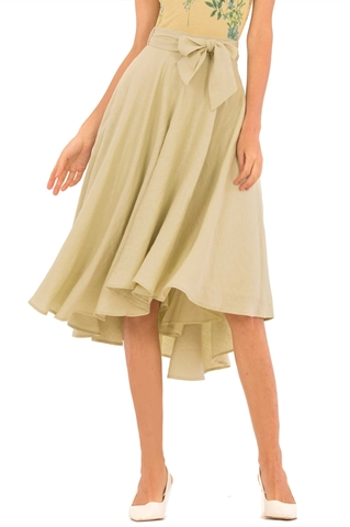 Picture of Ducerjis Skirt (Pistachio)