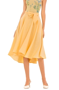 Picture of Ducerjis Skirt (Yellow)