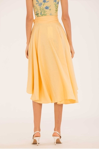 Show details for Ducerjis Skirt (Yellow)