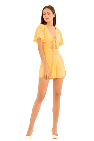 Show details for Dioniz Romper (Yellow)