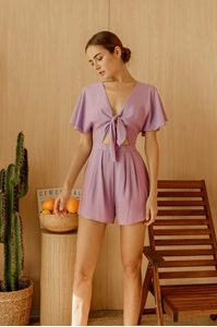 Picture of Dioniz Romper (Lilac)
