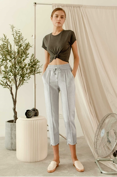 Picture of Dutieyo Pants (Light Grey)