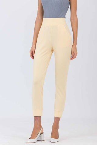 Show details for Dotifux Pants (Pale Yellow)