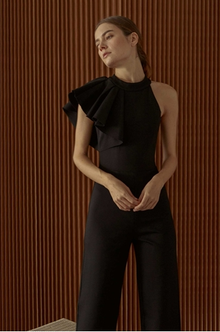 Picture of Dekise Jumpsuit (Black)