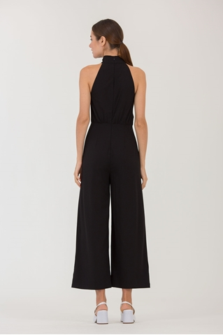 Show details for Dieruse Jumpsuit (Black)