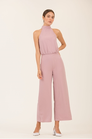 Show details for Dieruse Jumpsuit (Pale Pink)