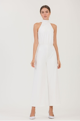 Show details for Dieruse Jumpsuit (White)