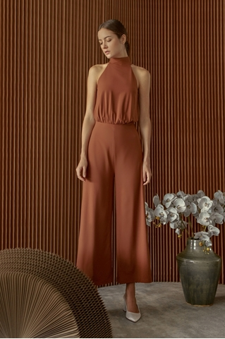 Picture of Dieruse Jumpsuit (Brown)