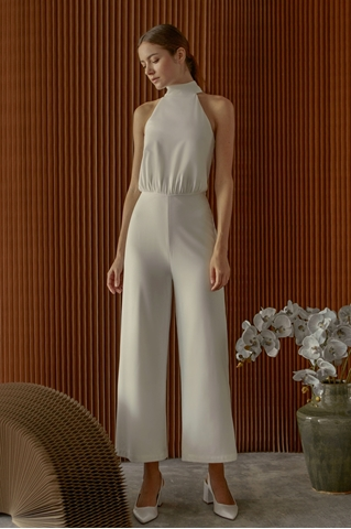 Picture of Dieruse Jumpsuit (White)