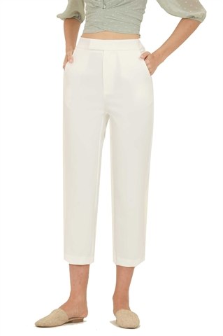 Show details for Dojenio Pants (White)