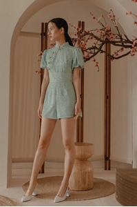 Picture of Dafuenz Romper (Pale Green)