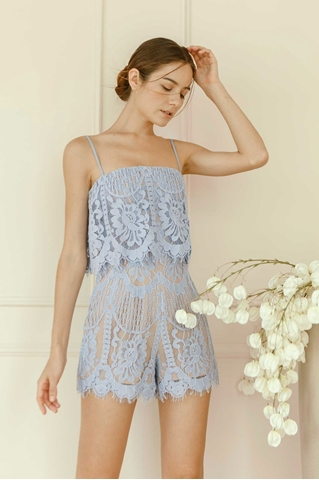 Picture of Doviesie Romper (Indigo)