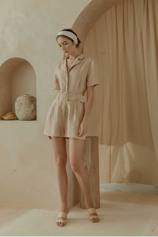 Picture of Dolierij Romper (Khaki)