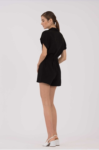Show details for Duriavis Romper (Black)