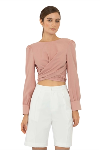 Picture of Derviety Top (Pale Pink)