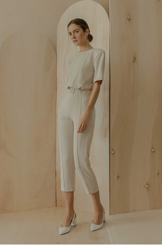 Picture of Damietix Jumpsuit (Sand)