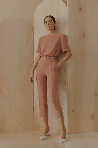 Picture of Damietix Jumpsuit (Blush)